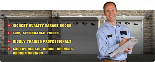Colorado Springs Overhead Garage Door Repair