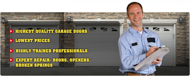 Colorado Springs Garage Door Repair